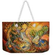 The Story Of The Orange Garden Weekender Tote Bag