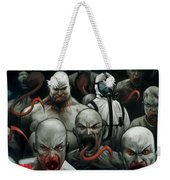 The Strain Weekender Tote Bag