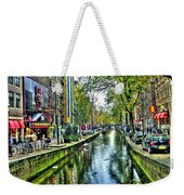 The Street Weekender Tote Bag