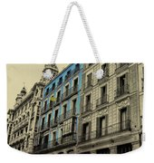 The Streets Of Toledo Weekender Tote Bag
