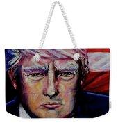 The Strength Of President Donald J Trump Weekender Tote Bag