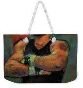 The Strongman Weekender Tote Bag