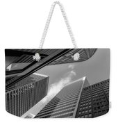 The Structures Of San Francisco 3 Weekender Tote Bag