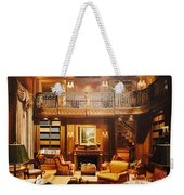 The Study Weekender Tote Bag