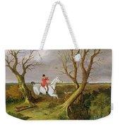 The Suffolk Hunt - Gone Away Weekender Tote Bag