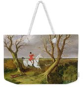 The Suffolk Hunt - Gone Away Weekender Tote Bag
