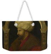 The Sultan Mehmet II Weekender Tote Bag