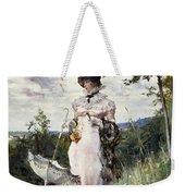 The Summer Stroll Weekender Tote Bag