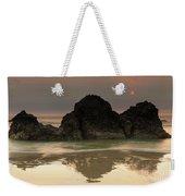 The Sun And Rocks Weekender Tote Bag