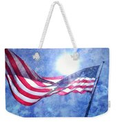 The Sun And The Flag Weekender Tote Bag