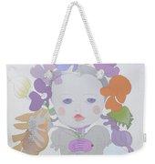 The Sun Flower Child Fairy Weekender Tote Bag