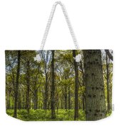 The Sun Touched Forest Weekender Tote Bag