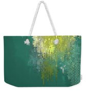 The Sunken Cathedral Weekender Tote Bag by Gina Harrison