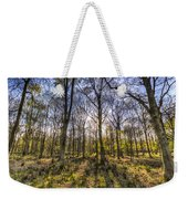 The Sunset Forest Weekender Tote Bag