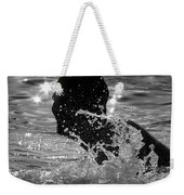 The Sunset Swim Weekender Tote Bag