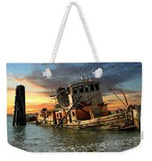 The Sunset Years Of The Mary D. Hume Weekender Tote Bag