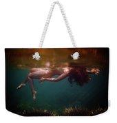 The Superior Mermaid Weekender Tote Bag
