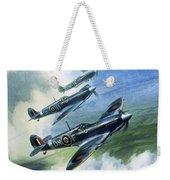 The Supermarine Spitfire Mark Ix Weekender Tote Bag