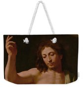 The Supper At Emmaus-detail Weekender Tote Bag
