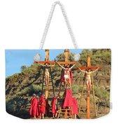 The Supreme Sacrifice Weekender Tote Bag