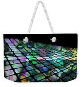 The Surface Of Color Weekender Tote Bag