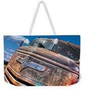 The Survivor - '42 Chevy Weekender Tote Bag