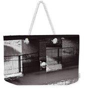 The Swan Story Weekender Tote Bag