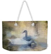 The Swans Weekender Tote Bag
