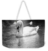 The Swans Solitude Weekender Tote Bag