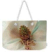 The Sweetest Magnolia Weekender Tote Bag