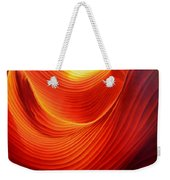 The Swirl Weekender Tote Bag