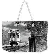 The Switch And The Caboose Weekender Tote Bag
