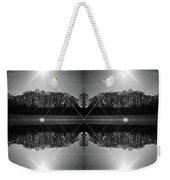 The Symmetry Of Light  Weekender Tote Bag