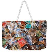 The Synergies Of Recycling Wastes And Intellects #3005 Weekender Tote Bag