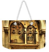 The Tabernacle Of The Five Lamps Weekender Tote Bag