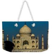 The Taj Weekender Tote Bag