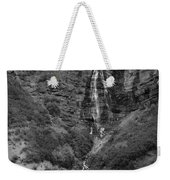 The Tall Fall Weekender Tote Bag