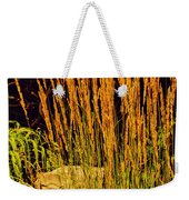 The Tall Grass Weekender Tote Bag