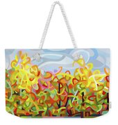 The Tangled Shore Weekender Tote Bag