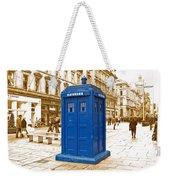 Blue Box  Weekender Tote Bag