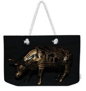 The Tattooed Cow Weekender Tote Bag