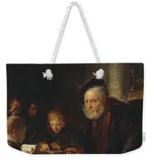 The Teacher 1645 Weekender Tote Bag