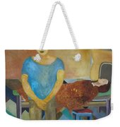 The Tears Of The Saints Weekender Tote Bag