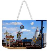 The Tee-pee Curios On Route 66 Nm Weekender Tote Bag