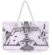 The Temple Of Religions Weekender Tote Bag