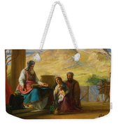 The Temple Of The Jews Weekender Tote Bag