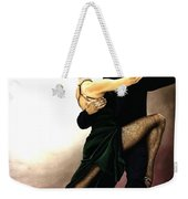 The Temptation Of Tango Weekender Tote Bag