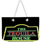 The Tequila House, New Orleans Weekender Tote Bag