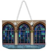 The Terrace At The Ringling Estate - Sarasota, Florida Weekender Tote Bag