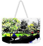 The Terrace Weekender Tote Bag